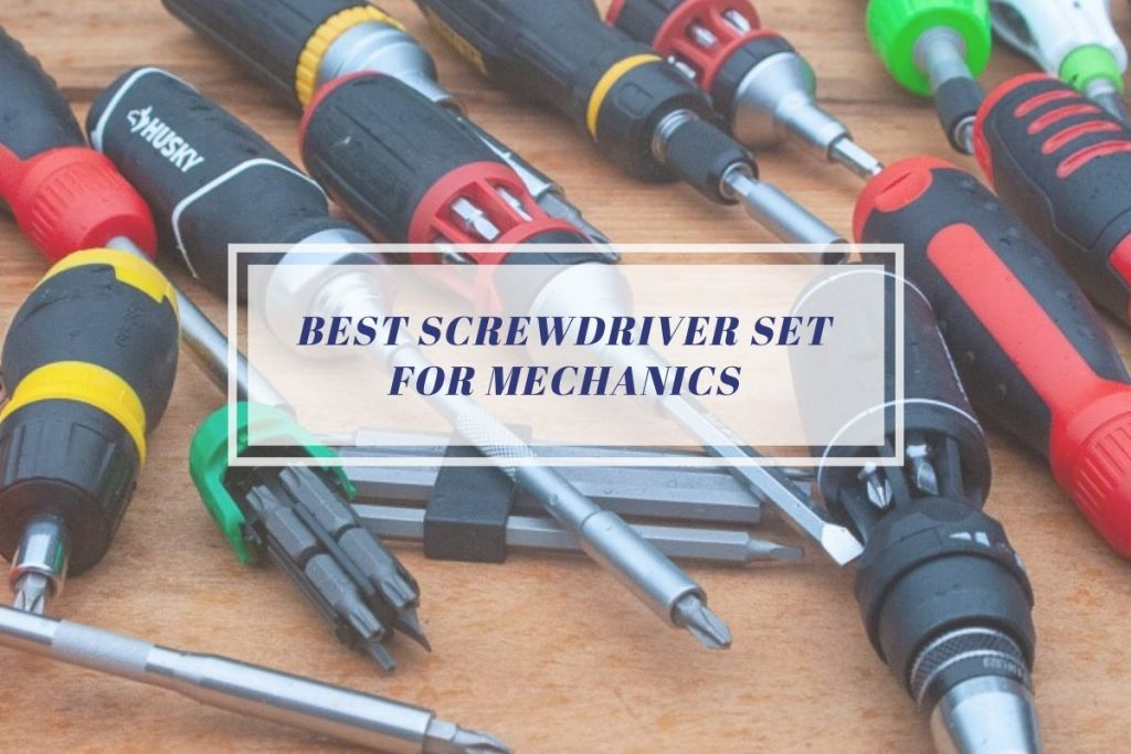 Best Screwdriver Set for Mechanics