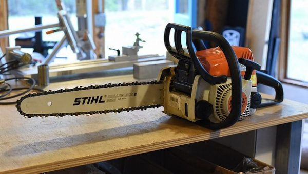 How to Measure Chain Saw Bar
